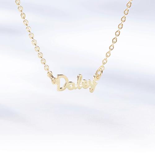 long distance love necklace